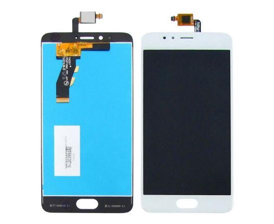 Дисплей для Meizu M5s с белым тачскрином