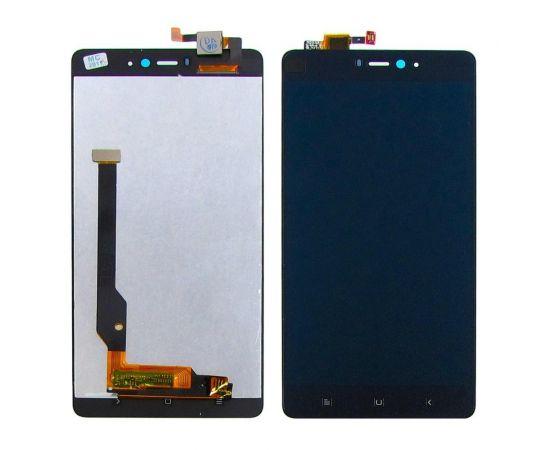 Дисплей для Xiaomi Mi4i с чёрным тачскрином