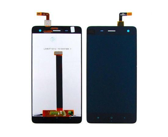 Дисплей для Xiaomi Mi4 с чёрным тачскрином