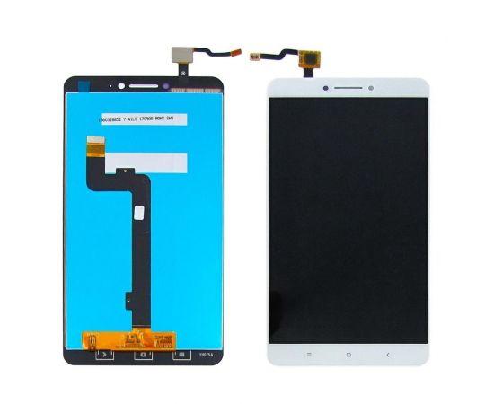 Дисплей для Xiaomi Mi Max с белым тачскрином