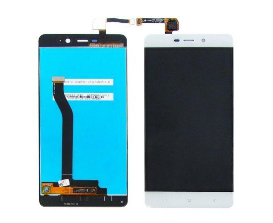 Дисплей для Xiaomi Redmi 4 Pro с белым тачскрином