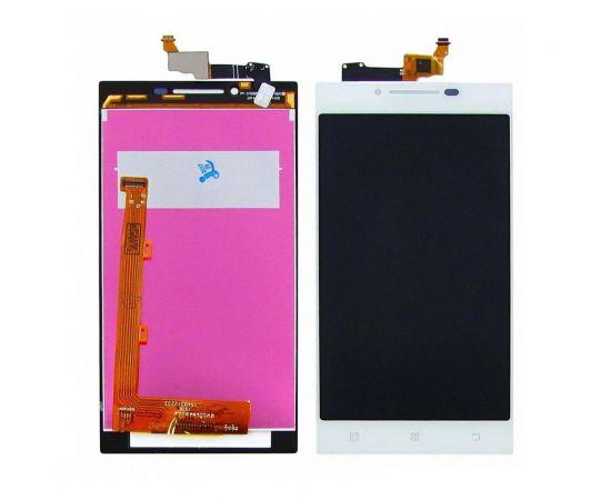 Дисплей для Lenovo P70 с белым тачскрином