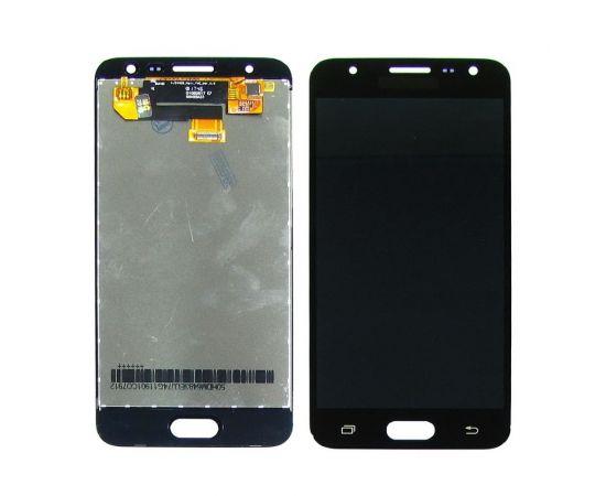 Дисплей для Samsung G570 Galaxy J5 Prime с чёрным тачскрином, с регулируемой подсветкой
