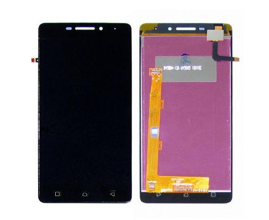 Дисплей для Lenovo Vibe P1m с чёрным тачскрином