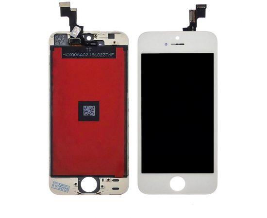Дисплей для Apple iPhone SE с белым тачскрином HC