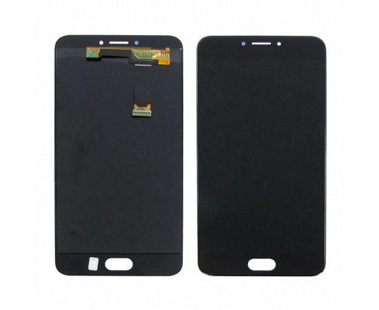 Дисплей для Meizu MX6 с чёрным тачскрином