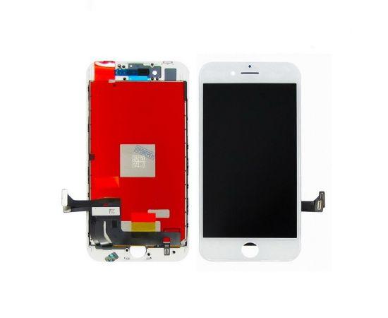 Дисплей для Apple iPhone 8 с белым тачскрином HC