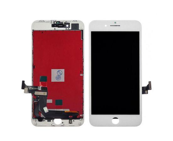 Дисплей для Apple iPhone 8 Plus с белым тачскрином HC