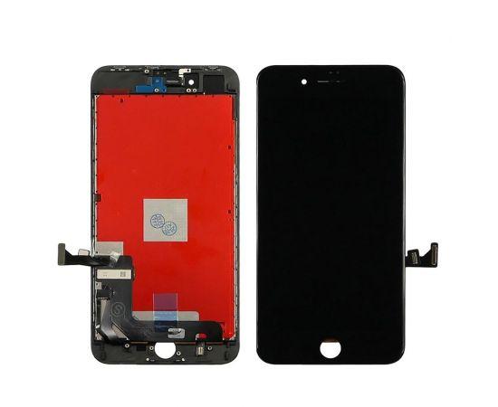 Дисплей для Apple iPhone 8 Plus с чёрным тачскрином HC