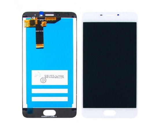 Дисплей для Meizu M6 с белым тачскрином