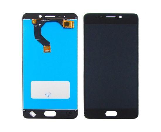 Дисплей для Meizu M6 Note с чёрным тачскрином