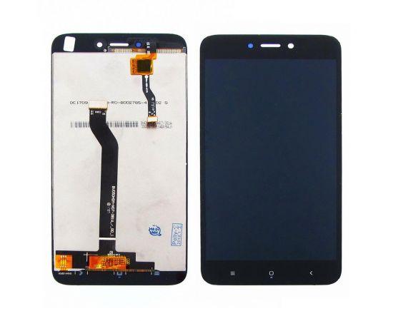 Дисплей для Xiaomi Redmi 5A с чёрным тачскрином