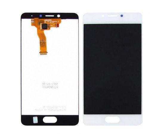 Дисплей для Meizu M5C с белым тачскрином