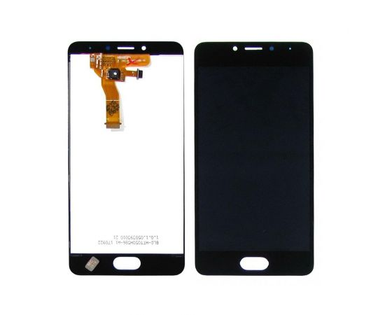 Дисплей для Meizu M5C с чёрным тачскрином