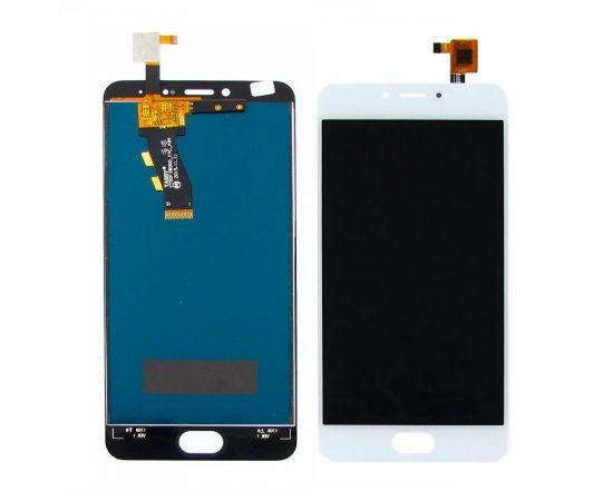 Дисплей для Meizu M3 с белым тачскрином