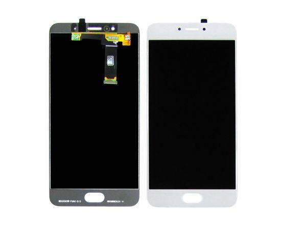 Дисплей для Meizu MX6 с белым тачскрином