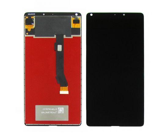 Дисплей для Xiaomi Mi Mix 2 с чёрным тачскрином