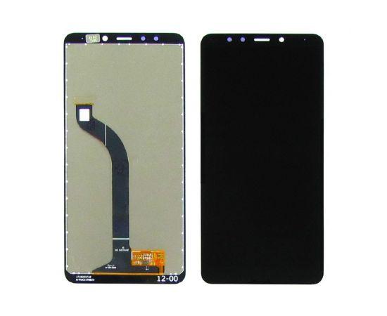 Дисплей для Xiaomi Redmi 5 с чёрным тачскрином