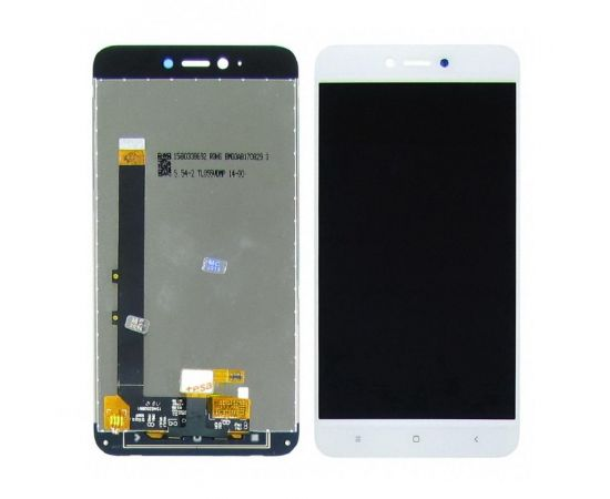 Дисплей для Xiaomi Redmi Note 5A Lite с белым тачскрином