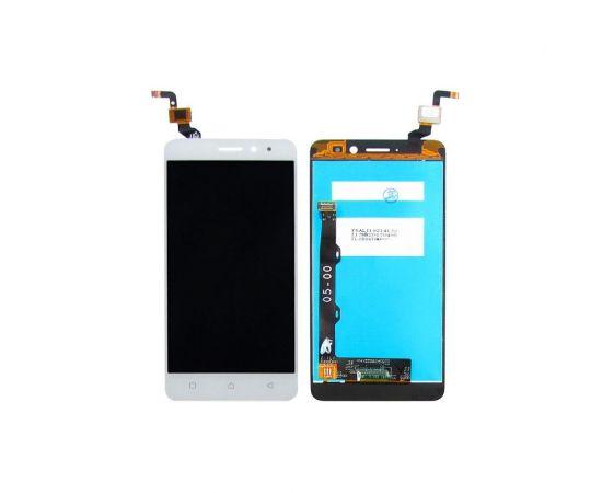 Дисплей для Lenovo K6 с белым тачскрином