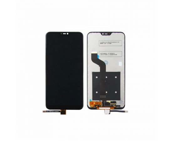 Дисплей для Xiaomi Redmi 6 Pro/Mi A2 Lite с чёрным тачскрином