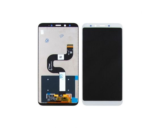 Дисплей для Xiaomi Mi6X/Mi A2 с белым тачскрином