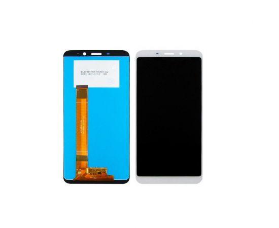 Дисплей для Meizu M6s с белым тачскрином