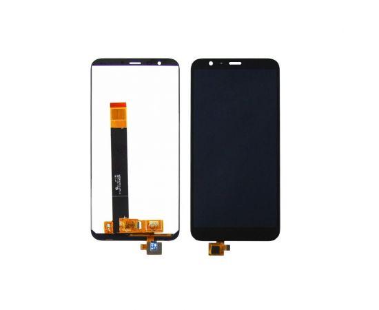 Дисплей для Meizu M8c с чёрным тачскрином