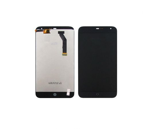 Дисплей для Meizu MX3 с чёрным тачскрином