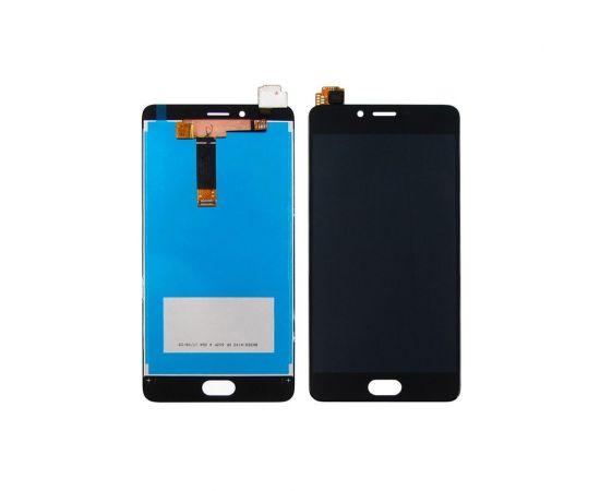 Дисплей для Meizu E2 с чёрным тачскрином