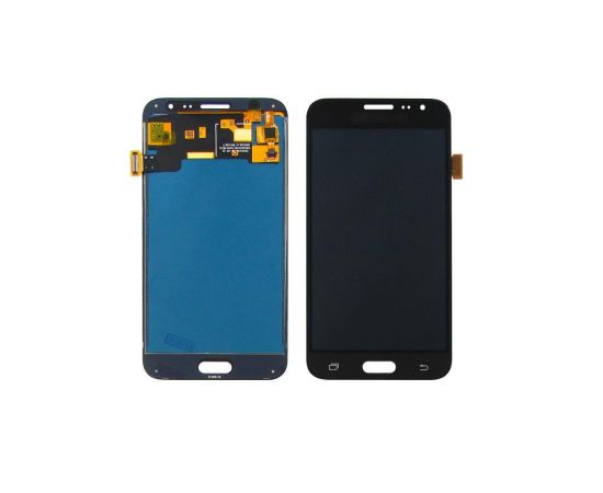 Дисплей для Samsung J320 Galaxy J3 (2016) с чёрным тачскрином, с регулируемой подсветкой
