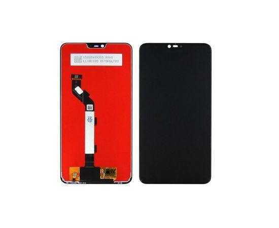 Дисплей для Xiaomi Mi8 Lite с чёрным тачскрином