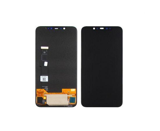 Дисплей для Xiaomi Mi8 с чёрным тачскрином OLED