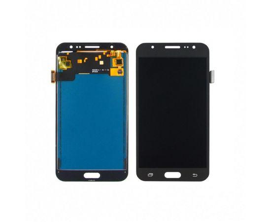 Дисплей для Samsung J500 Galaxy J5 с чёрным тачскрином, с регулируемой подсветкой IPS