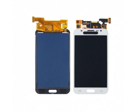 Дисплей для Samsung J500 Galaxy J5 с белым тачскрином, с регулируемой подсветкой IPS