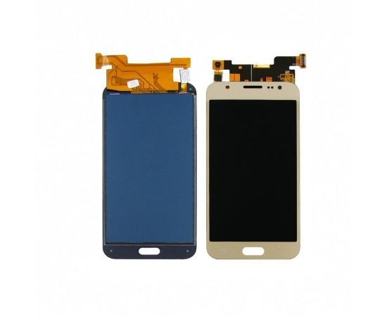 Дисплей для Samsung J500 Galaxy J5 с золотистым тачскрином, с регулируемой подсветкой IPS