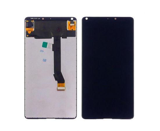 Дисплей для Xiaomi Mi Mix 2S с чёрным тачскрином
