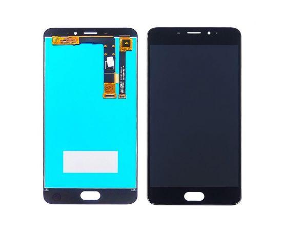 Дисплей для Meizu M3e с чёрным тачскрином