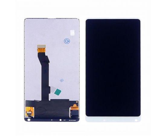 Дисплей для Xiaomi Mi Mix 2S с белым тачскрином