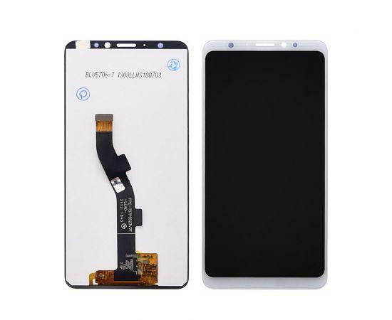 Дисплей для Meizu M8/V8 Pro с белым тачскрином