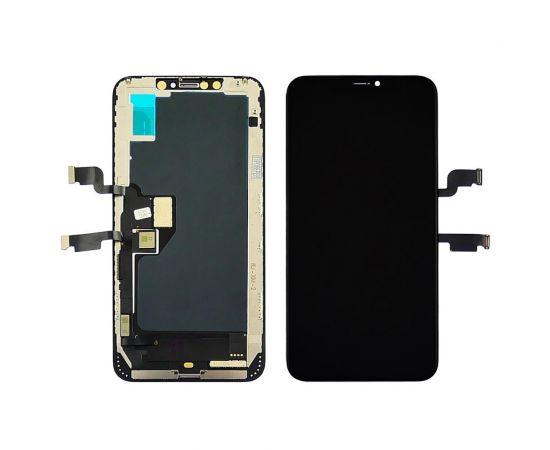 Дисплей для Apple iPhone XS Max с чёрным тачскрином GX-AMOLED