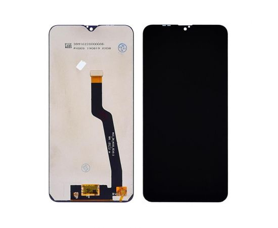 Дисплей для Samsung A105 Galaxy A10 (2019) с чёрным тачскрином