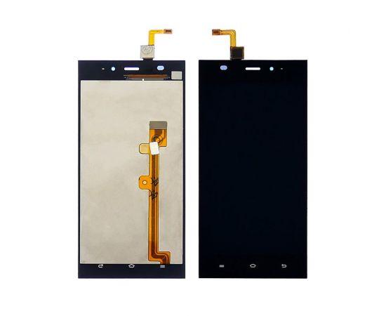 Дисплей для Xiaomi Mi3 с чёрным тачскрином