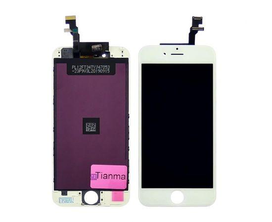 Дисплей для Apple iPhone 6 с белым тачскрином Tianma
