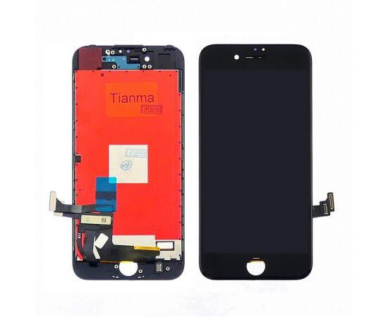 Дисплей для Apple iPhone 7 с чёрным тачскрином Tianma