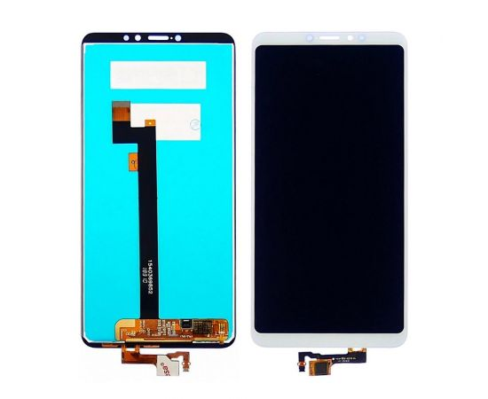 Дисплей для Xiaomi Mi Max 3 с белым тачскрином