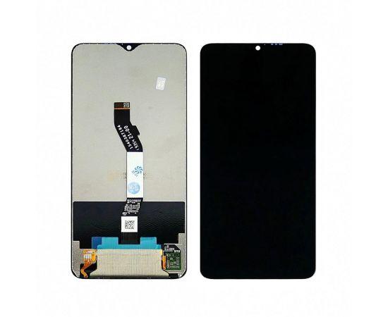Дисплей для Xiaomi Redmi Note 8 Pro с чёрным тачскрином