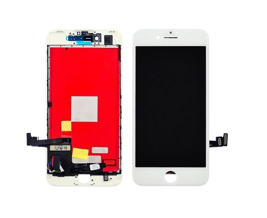 Дисплей для Apple iPhone 7 с белым тачскрином TS8