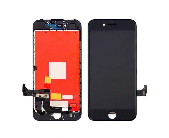 Дисплей для Apple iPhone 7 с чёрным тачскрином TS8