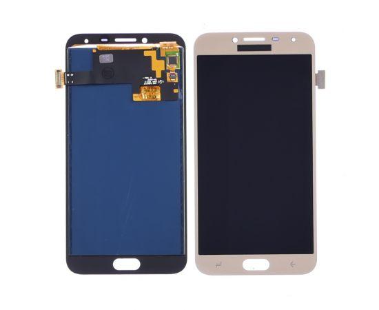 Дисплей для Samsung J400 Galaxy J4 (2018) с золотистым тачскрином, с регулируемой подсветкой